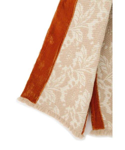 ROSE BUD(ローズバッド)/Wool Jacquard Coat/6019220029_img12