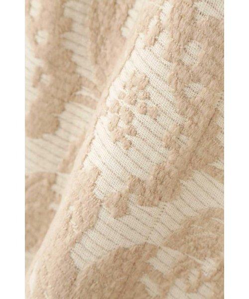 ROSE BUD(ローズバッド)/Wool Jacquard Coat/6019220029_img13