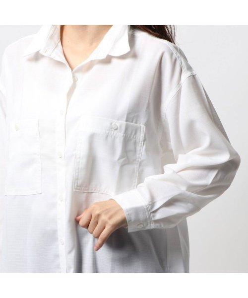STYLEBLOCK(スタイルブロック)/スタイルブロック STYLEBLOCK ポケットBIGシャツ (ブラウン)/ST4819EW27808_img04