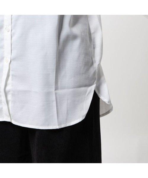 STYLEBLOCK(スタイルブロック)/スタイルブロック STYLEBLOCK ポケットBIGシャツ (ブラウン)/ST4819EW27808_img05
