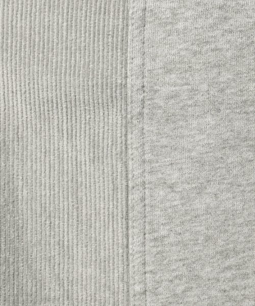 LASUD(ラシュッド)/[MAITRESSE]コーデュロイ異素材パンツ/002201921_img11