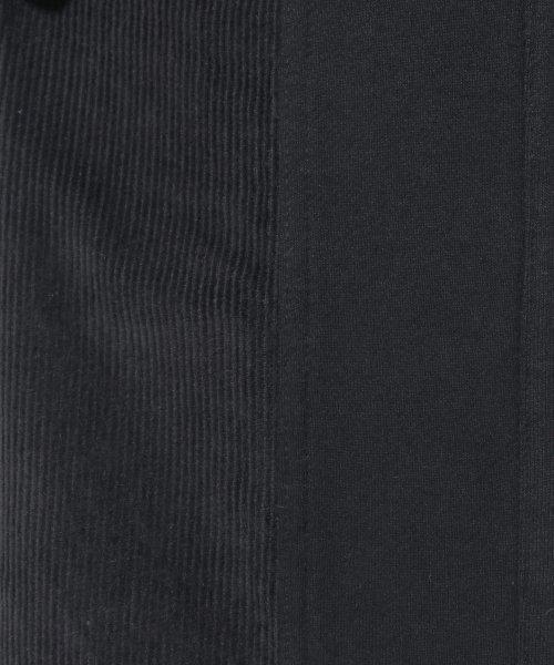 LASUD(ラシュッド)/[MAITRESSE]コーデュロイ異素材パンツ/002201921_img12
