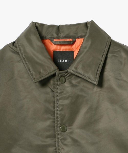 BEAMS OUTLET(ビームス アウトレット)/BEAMS / ヘビーナイロン コーチ ジャケット/11181228139_img15