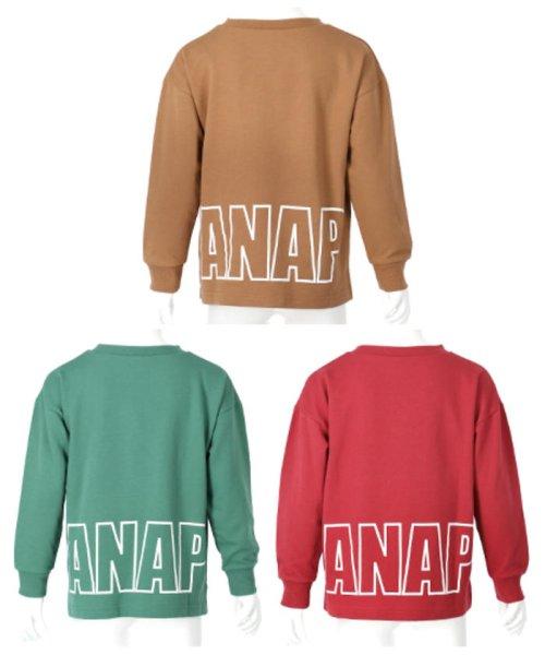 ANAP KIDS(アナップキッズ)/ビッグプリントトレーナー/0437700033_img16