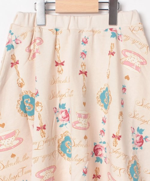 ShirleyTemple(シャーリーテンプル)/総柄スカート(150~160cm)/02922663P10800_img02