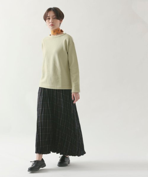 coen(コーエン)/【ムック本掲載】クリンクルプリーツチェックスカート/76706059066_img08