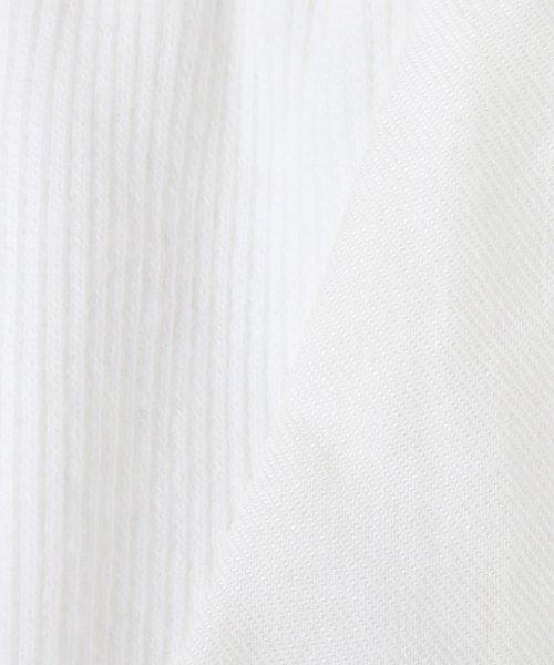 LASUD(ラシュッド)/【ラディエイト RADIATE】サイドウエスト リブ切替 ワイドパンツ/012202159_img13
