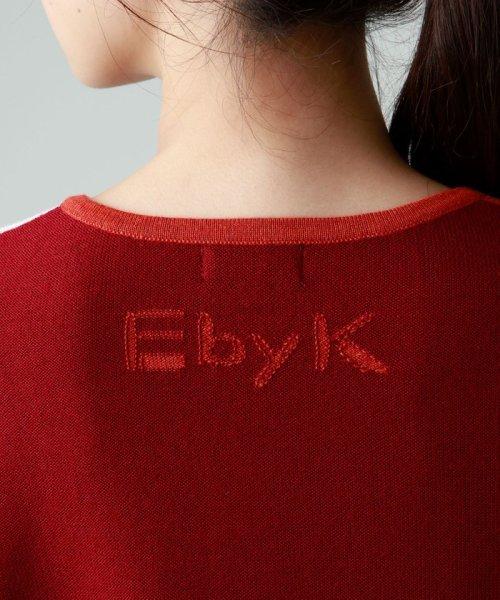 EVEX by KRIZIA(エヴェックスバイクリツィア)/*eclat掲載*ジョッキーニット/U5N54255--_img08