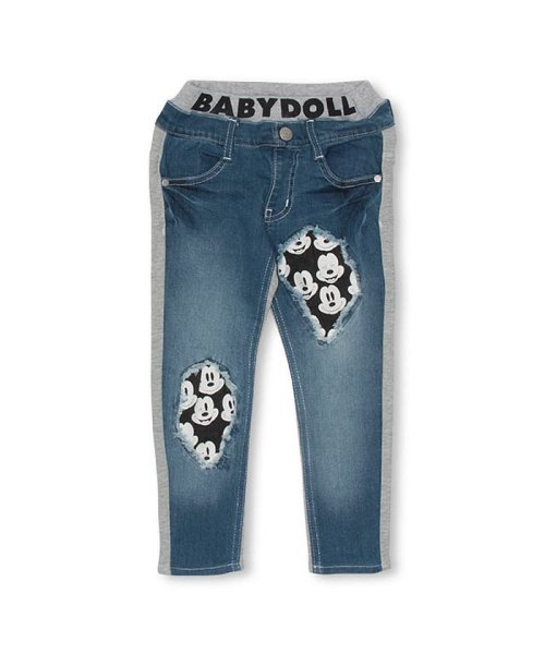 BABYDOLL(ベビードール)/ディズニー ダメージデニムロングパンツ 2997K/DIYG032997_img05