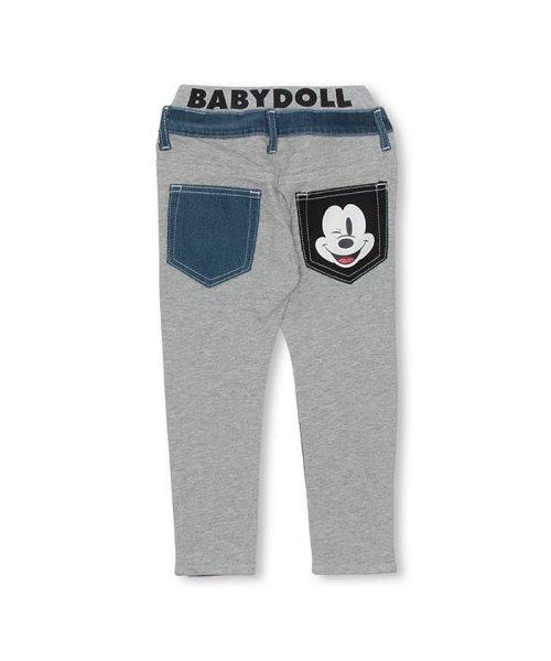BABYDOLL(ベビードール)/ディズニー ダメージデニムロングパンツ 2997K/DIYG032997_img06