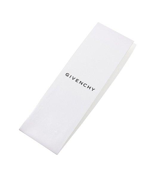 GIVENCHY(ジバンシィ)/J2632 1 イタリア製 シルク ネクタイ ナロータイ ブラック メンズ/310911913_img03