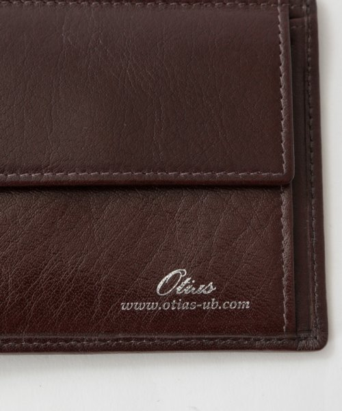 Otias(オティアス)/オティアス Otias / バッファローレザー二つ折り財布/050008212_img04