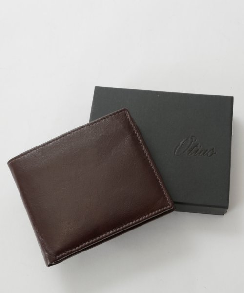 Otias(オティアス)/オティアス Otias / バッファローレザー二つ折り財布/050008212_img07