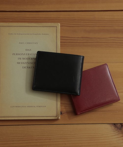 Otias(オティアス)/オティアス Otias / バッファローレザー二つ折り財布/050008212_img08