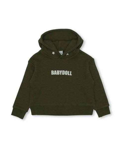 BABYDOLL(ベビードール)/親子お揃い 星メッセージパーカー 2936K/BDMR032936_img01