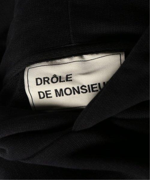 JOURNAL STANDARD relume Men's(ジャーナルスタンダード レリューム メンズ)/DROLE DE MONSIEUR / ドロールドムッシュ NFPM Slogan フーディ/19070465011330_img12