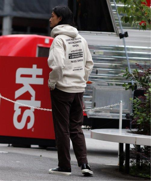 JOURNAL STANDARD(ジャーナルスタンダード)/【MISHIMA MART】プリント フーディー/19070610020630_img01