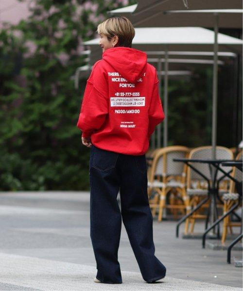 JOURNAL STANDARD(ジャーナルスタンダード)/【MISHIMA MART】プリント フーディー/19070610020630_img08