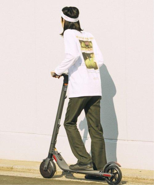 JOURNAL STANDARD(ジャーナルスタンダード)/【MISHIMA MART 】ロングスリーブ Tシャツ/19070610020730_img01