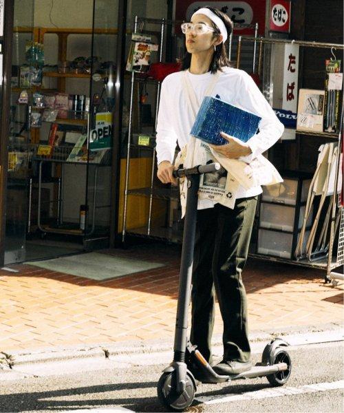 JOURNAL STANDARD(ジャーナルスタンダード)/【MISHIMA MART 】ロングスリーブ Tシャツ/19070610020730_img02