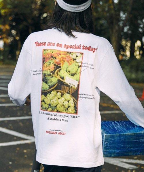 JOURNAL STANDARD(ジャーナルスタンダード)/【MISHIMA MART 】ロングスリーブ Tシャツ/19070610020730_img05