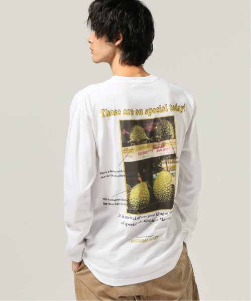 JOURNAL STANDARD(ジャーナルスタンダード)/【MISHIMA MART 】ロングスリーブ Tシャツ/19070610020730_img07