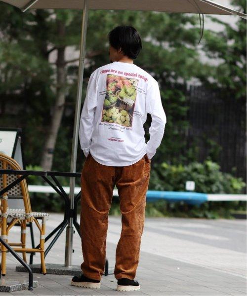 JOURNAL STANDARD(ジャーナルスタンダード)/【MISHIMA MART 】ロングスリーブ Tシャツ/19070610020730_img09