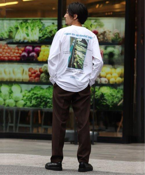 JOURNAL STANDARD(ジャーナルスタンダード)/【MISHIMA MART 】ロングスリーブ Tシャツ/19070610020730_img11