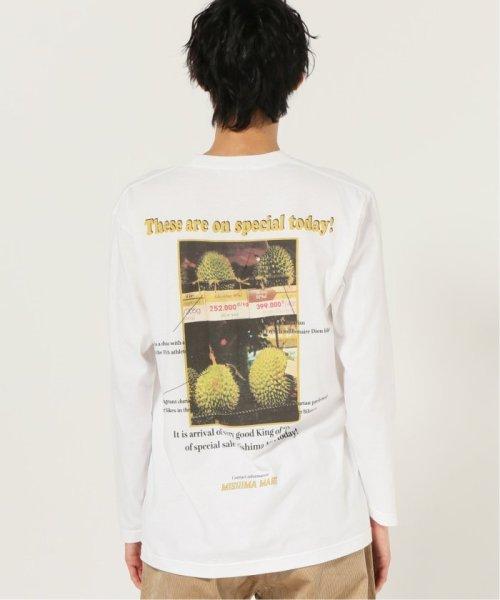 JOURNAL STANDARD(ジャーナルスタンダード)/【MISHIMA MART 】ロングスリーブ Tシャツ/19070610020730_img12