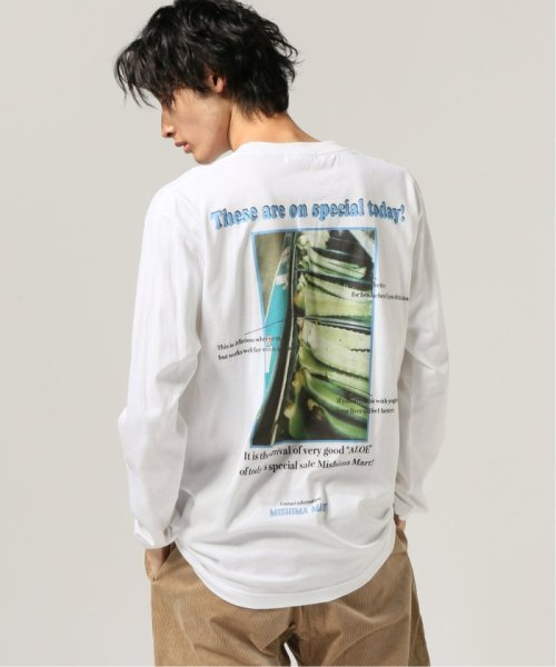 JOURNAL STANDARD(ジャーナルスタンダード)/【MISHIMA MART 】ロングスリーブ Tシャツ/19070610020730_img18