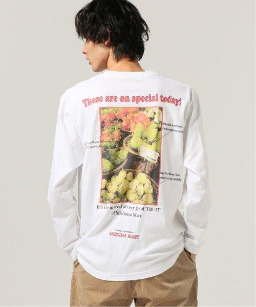 JOURNAL STANDARD(ジャーナルスタンダード)/【MISHIMA MART 】ロングスリーブ Tシャツ/19070610020730_img19