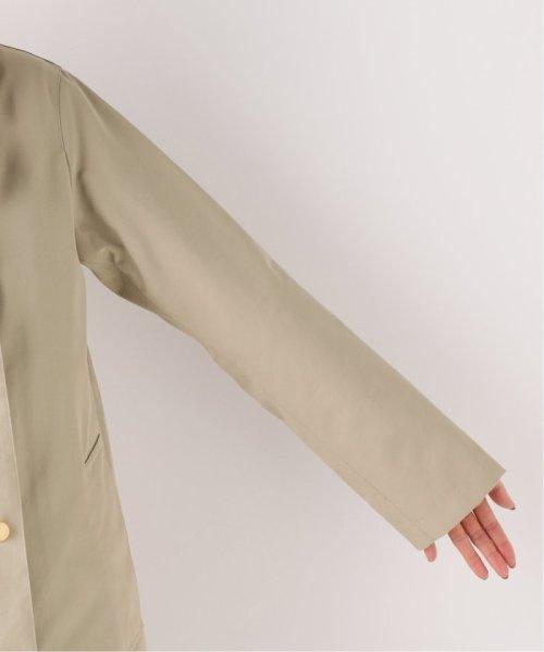 Spick & Span(スピック&スパン)/【Traditional Weatherwear】別注ライナーツキロングダブルコート/19020210001230_img10