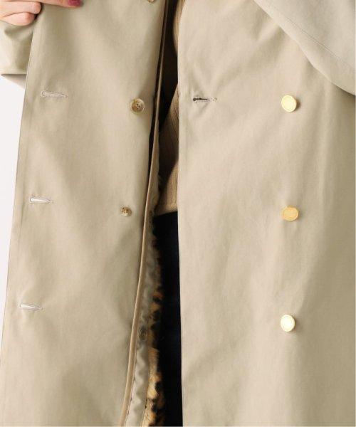 Spick & Span(スピック&スパン)/【Traditional Weatherwear】別注ライナーツキロングダブルコート/19020210001230_img13