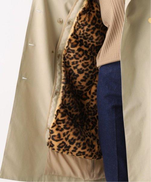 Spick & Span(スピック&スパン)/【Traditional Weatherwear】別注ライナーツキロングダブルコート/19020210001230_img18