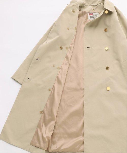 Spick & Span(スピック&スパン)/【Traditional Weatherwear】別注ライナーツキロングダブルコート/19020210001230_img21