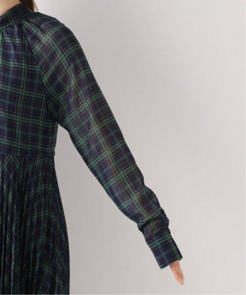 Spick & Span(スピック&スパン)/【BIRGITTE HERSKIND】チェックプリーツドレス/19040210003230_img09