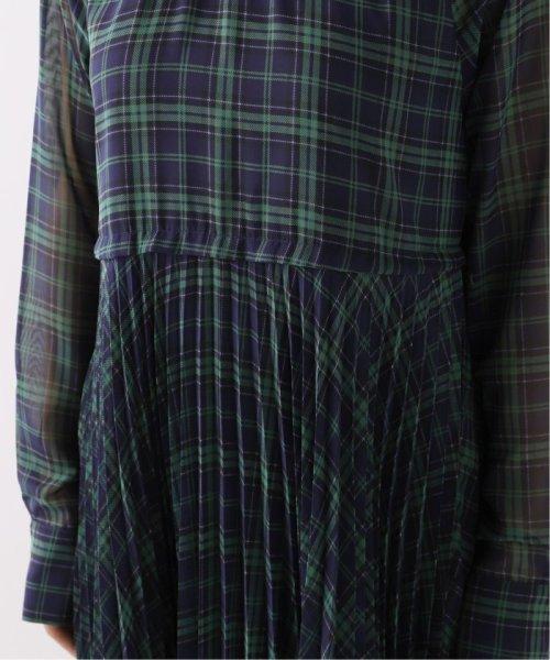 Spick & Span(スピック&スパン)/【BIRGITTE HERSKIND】チェックプリーツドレス/19040210003230_img11