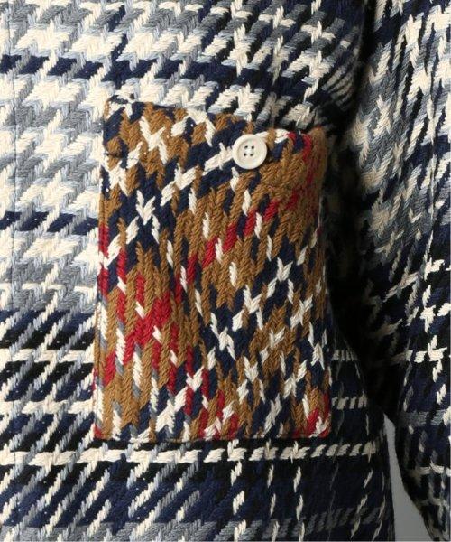 EDIFICE(エディフィス)/WAX LONDON / ワックスロンドン バスケットチェックシャツ/19050310302030_img09