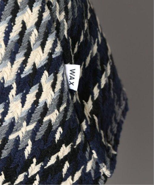 EDIFICE(エディフィス)/WAX LONDON / ワックスロンドン バスケットチェックシャツ/19050310302030_img12