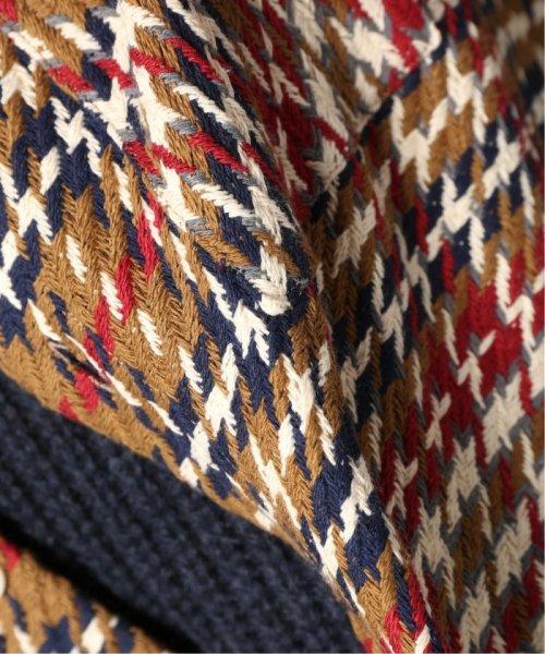 EDIFICE(エディフィス)/WAX LONDON / ワックスロンドン バスケットチェックシャツ/19050310302030_img18