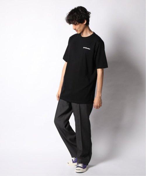 JOURNAL STANDARD relume Men's(ジャーナルスタンダード レリューム メンズ)/GRIND LONDON / グラインドロンドン ROUTINES Tシャツ/19071465017630_img01