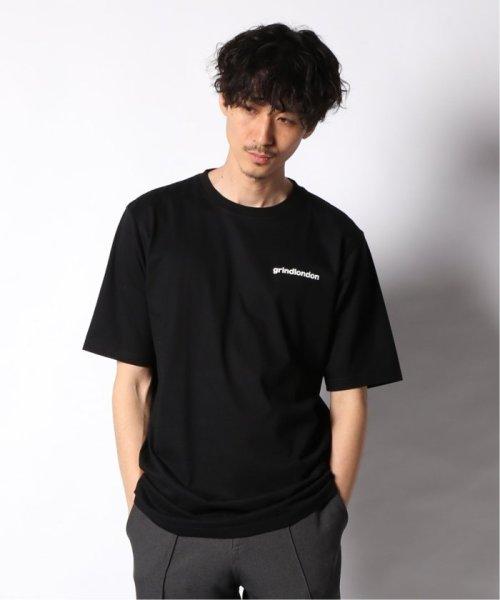 JOURNAL STANDARD relume Men's(ジャーナルスタンダード レリューム メンズ)/GRIND LONDON / グラインドロンドン ROUTINES Tシャツ/19071465017630_img02