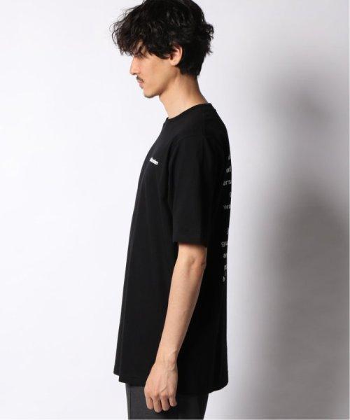 JOURNAL STANDARD relume Men's(ジャーナルスタンダード レリューム メンズ)/GRIND LONDON / グラインドロンドン ROUTINES Tシャツ/19071465017630_img04
