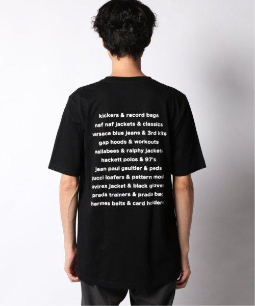 JOURNAL STANDARD relume Men's(ジャーナルスタンダード レリューム メンズ)/GRIND LONDON / グラインドロンドン ROUTINES Tシャツ/19071465017630_img05