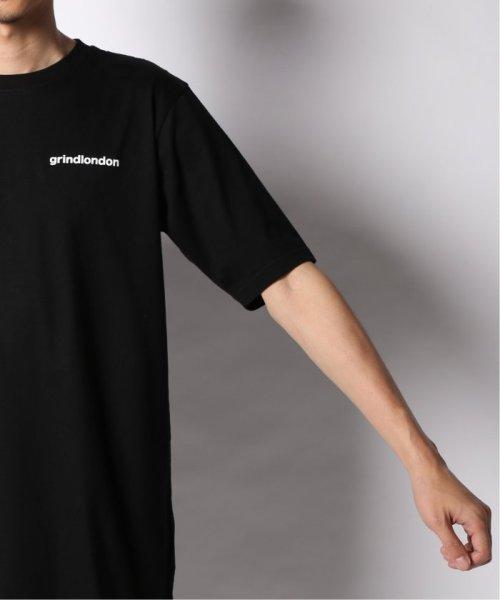 JOURNAL STANDARD relume Men's(ジャーナルスタンダード レリューム メンズ)/GRIND LONDON / グラインドロンドン ROUTINES Tシャツ/19071465017630_img08