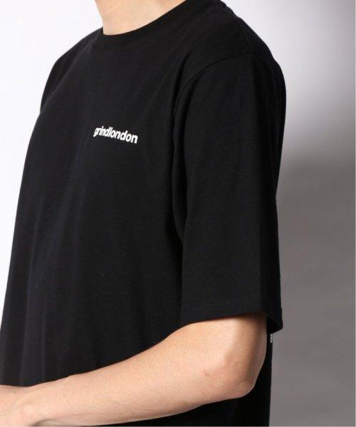 JOURNAL STANDARD relume Men's(ジャーナルスタンダード レリューム メンズ)/GRIND LONDON / グラインドロンドン ROUTINES Tシャツ/19071465017630_img09