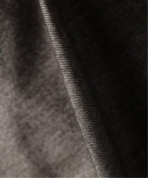 EDIFICE(エディフィス)/コットンカシミア シャンブレーカッタウェイ/19050300100130_img43