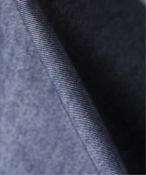 EDIFICE(エディフィス)/コットンカシミア シャンブレーカッタウェイ/19050300100130_img45