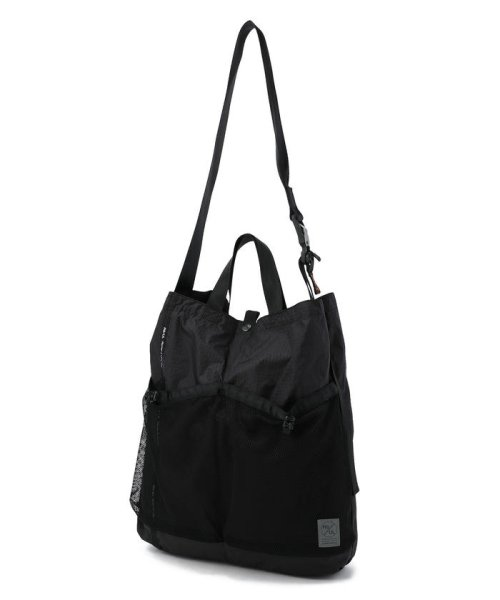 B'2nd(ビーセカンド)/the MAD HATcher(マッドハッチャー)TWO-WAY TOTE/104599944-70_img01