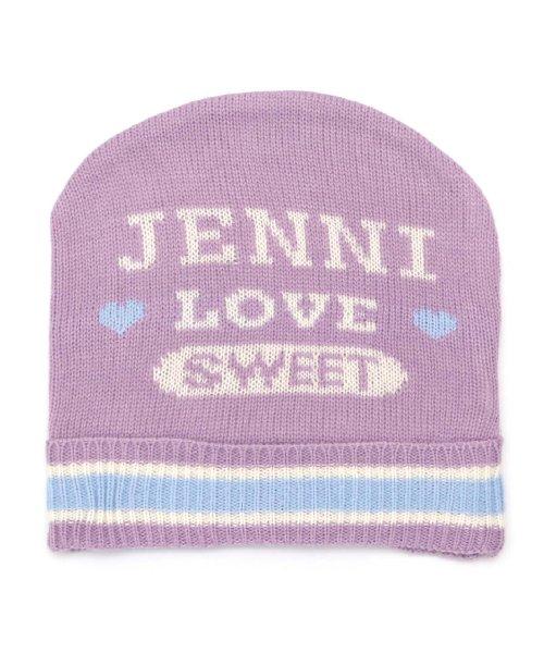 JENNI love(ジェニィラブ)/パステルラインニットキャップ/02296501_img06